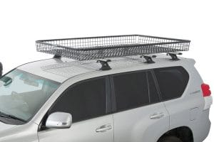 Roof Carrier Systems - Steel Mesh Basket
