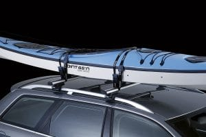 Roof Carrier Systems - Thule 874 Kayak Carrier