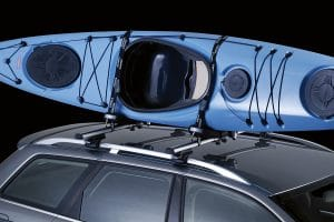 Roof Carrier Systems - Thule Hull-A-Port Kayak Carrier