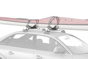Roof Carrier Systems - Whispbar 401 Kayak Carrier
