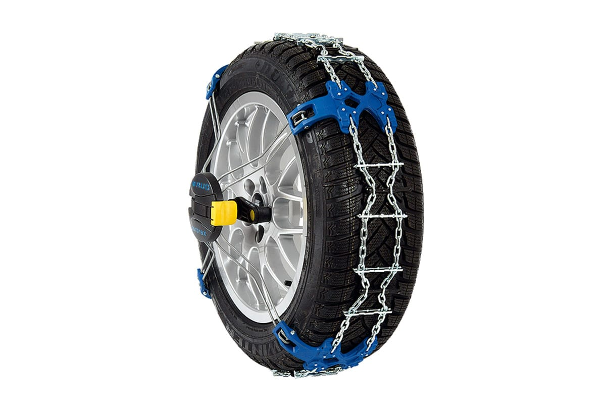 Rud Centrax Snow Chains Roof Carrier Systems