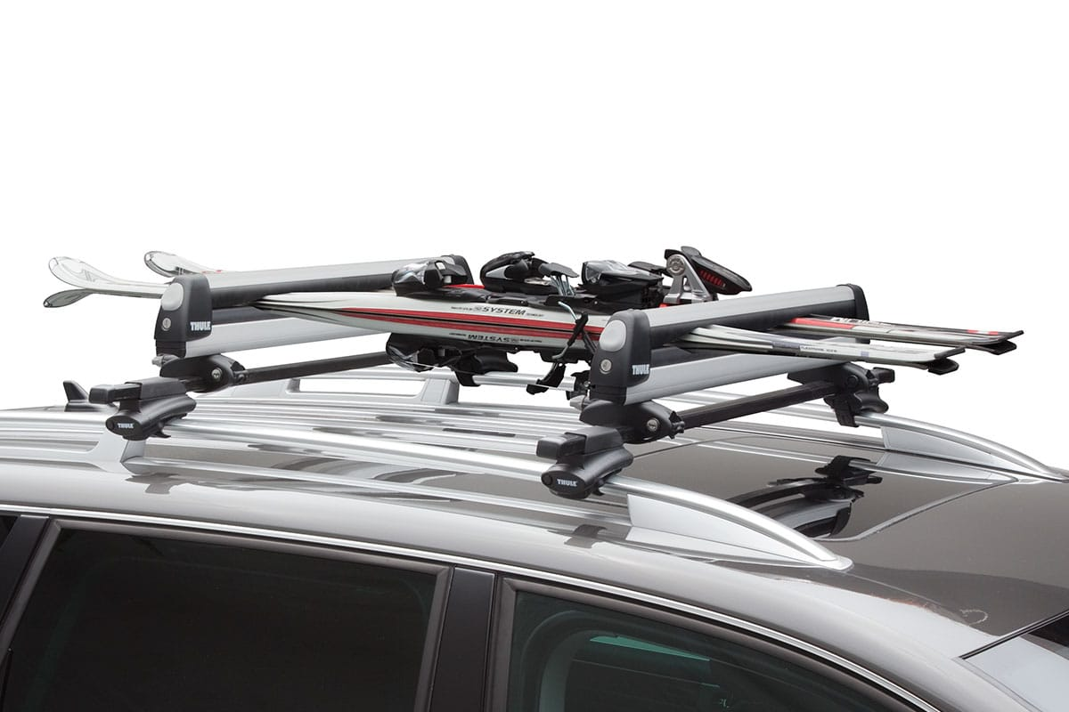 Thule 726 & 727 Locking Ski Carrier