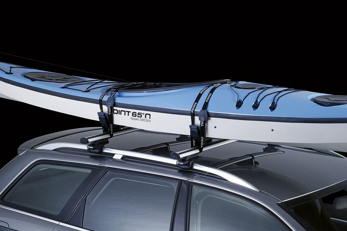 Thule 874 Kayak Cradles Roof Carrier Systems