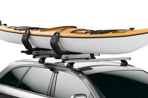 Roof Carrier Systems - Thule Hullavator Kayak Carrier