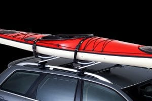 Roof Carrier Systems - Thule KGuard Kayak Carrier