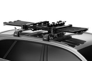 Roof Carrier Systems - Thule Snowpack Ski Carrier