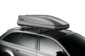 Thule Touring L Silver 1