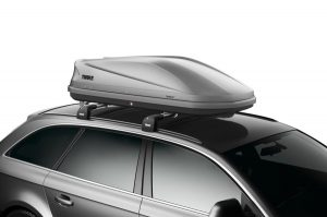 Thule Touring M Silver 1